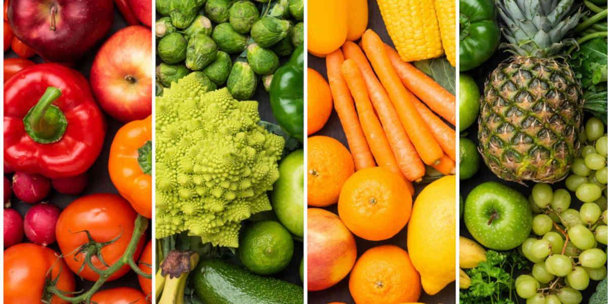Légumes et fruits bio se déclinent en paniers