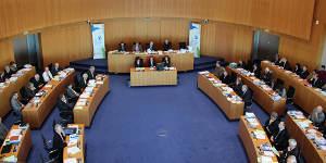 Le conseil de Charente Maritime au diapason