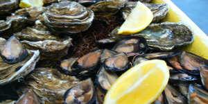 Fermeture de la pêche de moules dans le pertuis d'Antioche