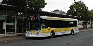 Les bus de La Rochelle
