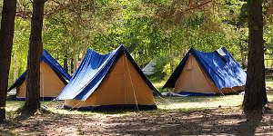 Meilleur fréquentation des campings