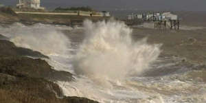 Appel à la prudence sur le littoral