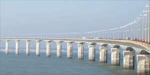 Un homme se suicide depuis le pont de l'île de Ré