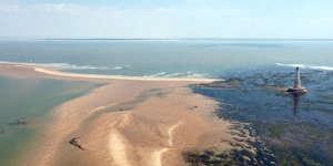 Création du parc naturel Marin dans l'estuaire de la Gironde