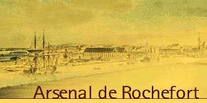 Rochefort et son Arsenal