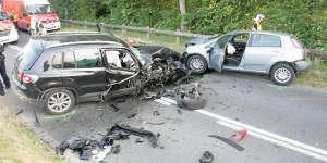 Encore un grave accident de la route