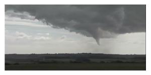 Une 2e tornade en Charente Maritime