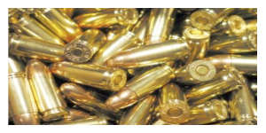 Des munitions trouvés chez un homme de 82 ans
