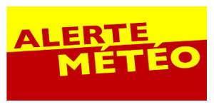 La Gironde et la Charente-Maritime en alerte orange