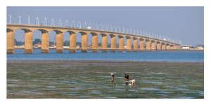 Le pont de l'Ile d'Oléron bientôt payant