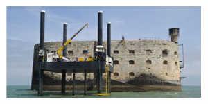 Une nouvelle plateforme pour accéder au Fort Boyard