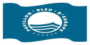 Le pavillon bleu des plages et ports de plaisances