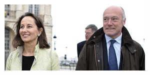 Ségolène Royal et Alain Rousset