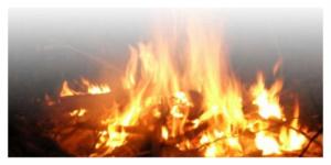 Un homme c'est immolé par le feu à La Vergne
