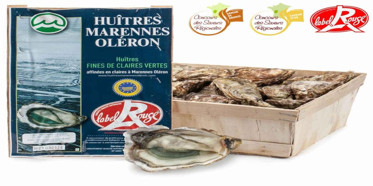 Dégustation : La route des huîtres en Charente-Maritime