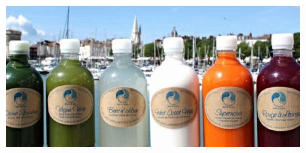 il invente une bouteille en plastique 100 % biodégradable