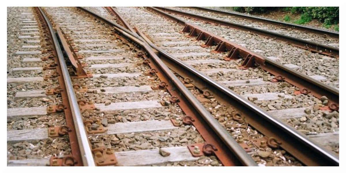 Dégradation des voies sur la ligne reliant Pons et Jonzac