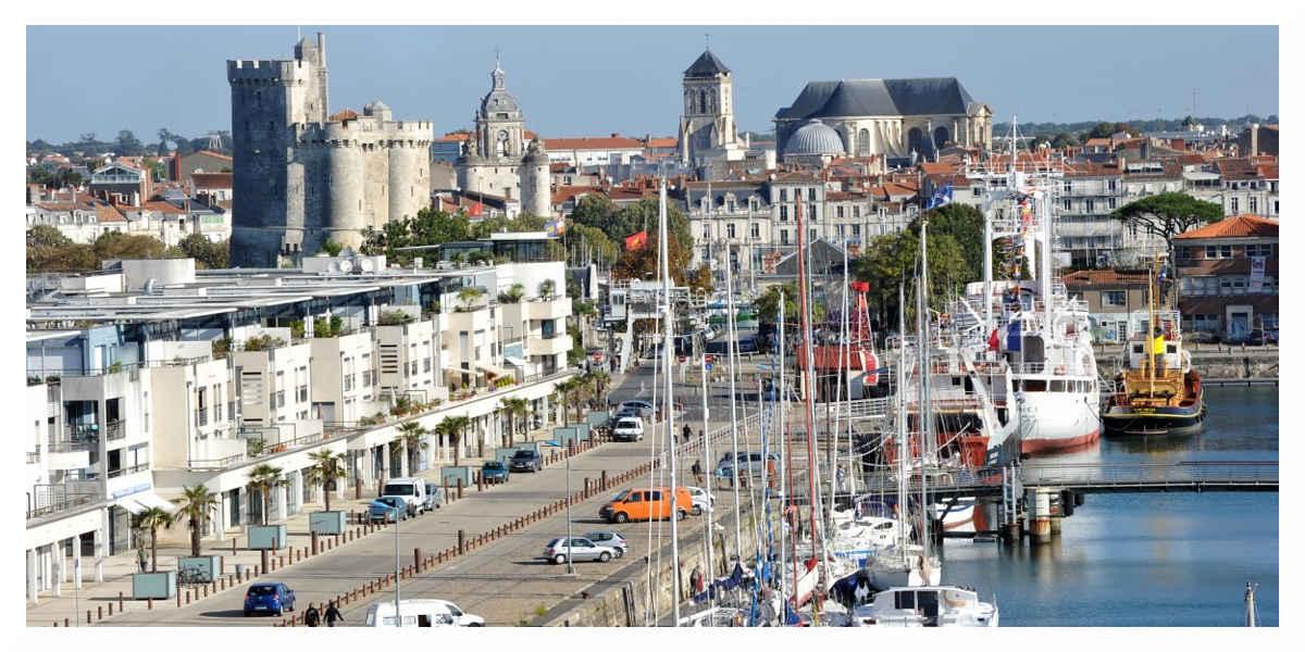 Perturbations dans le bassin des chalutiers de La Rochelle