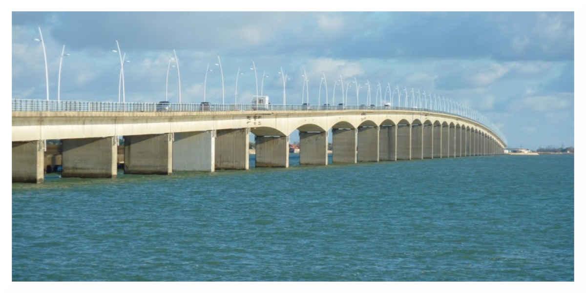Le pont de l'Ile d'Oléron