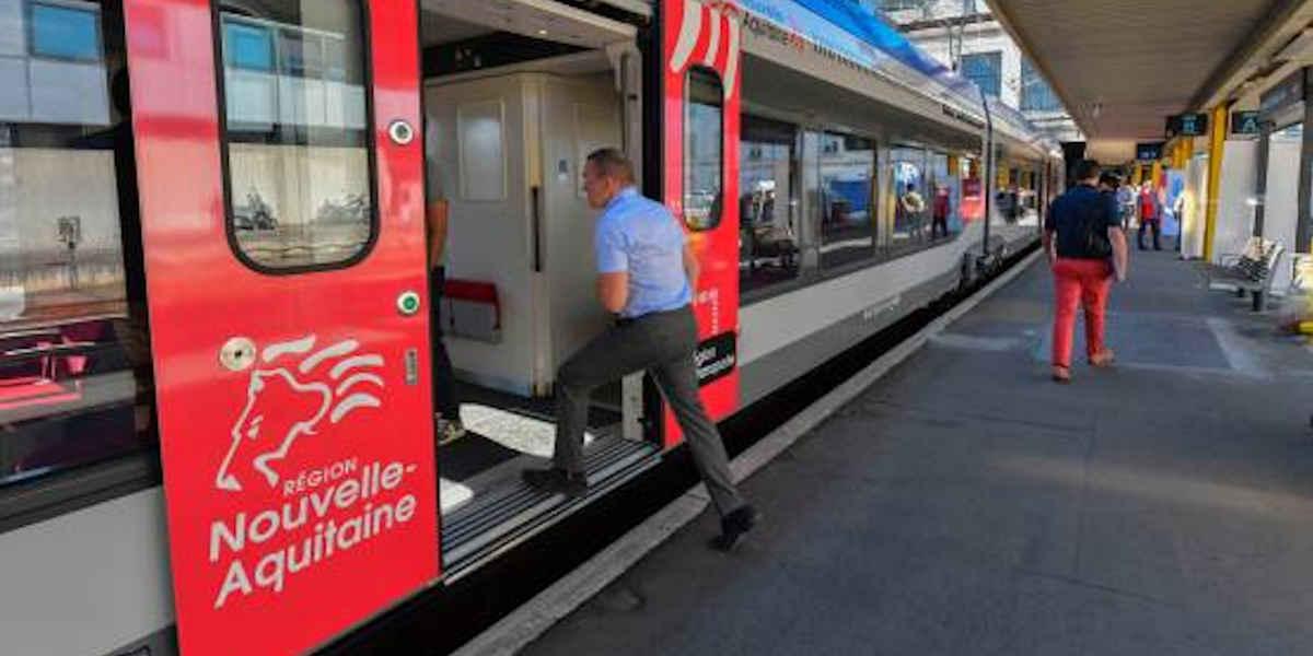 Travaux sur la ligne SNCF Saintes - Angoulême
