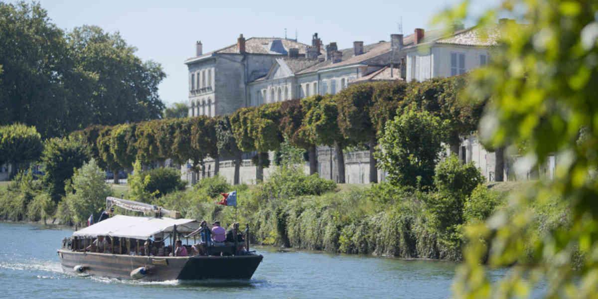 Le d'évasement du fleuve Charente, un défi inédit en France