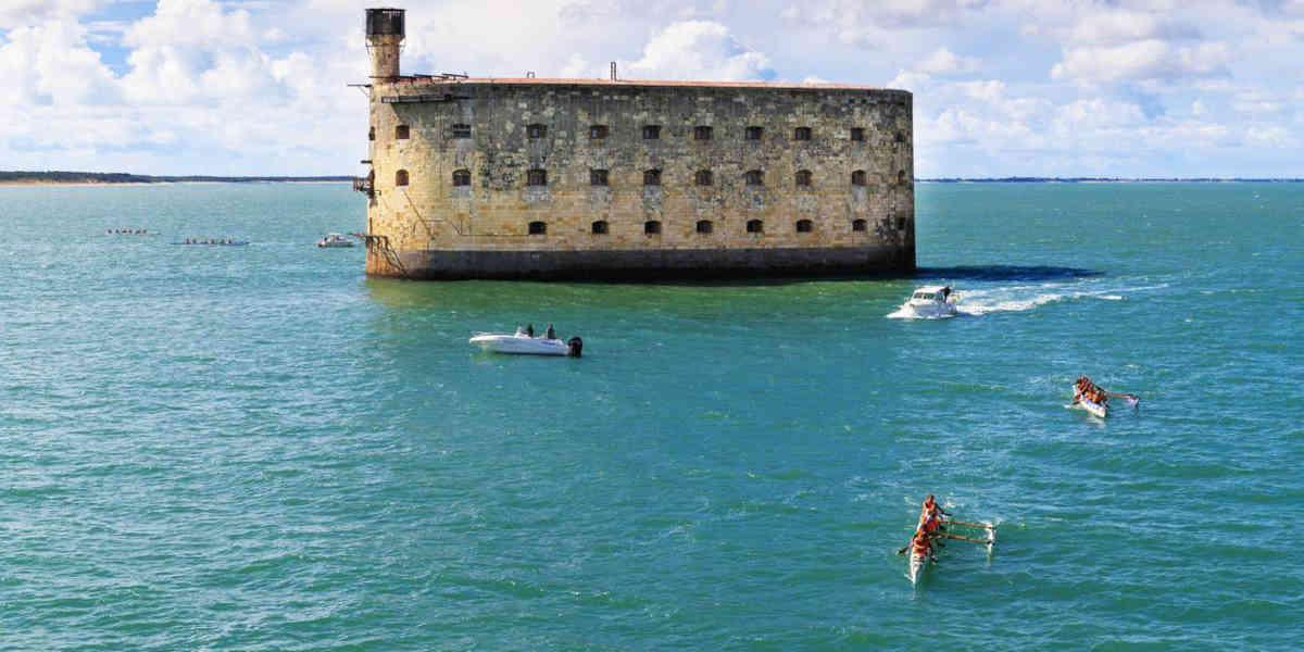 Fort Boyard à la recherche de dizaines de millions d'euros pour sa rénovation